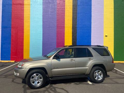 2005 Toyota 4Runner for sale at JOSE MESA AUTO WHOLESALE , LLC in Portland OR