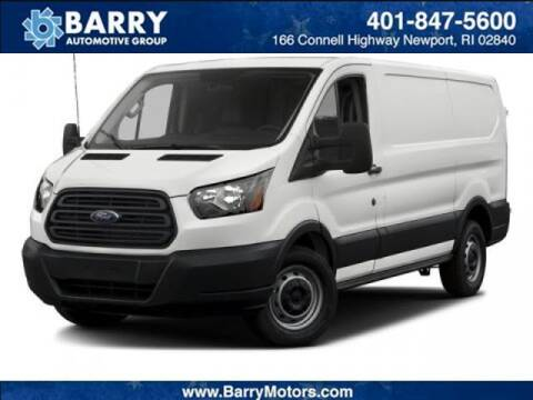 2016 Ford Transit Cargo for sale at BARRYS Auto Group Inc in Newport RI