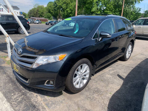 2013 Toyota Venza for sale at PAPERLAND MOTORS - Fresh Inventory in Green Bay WI