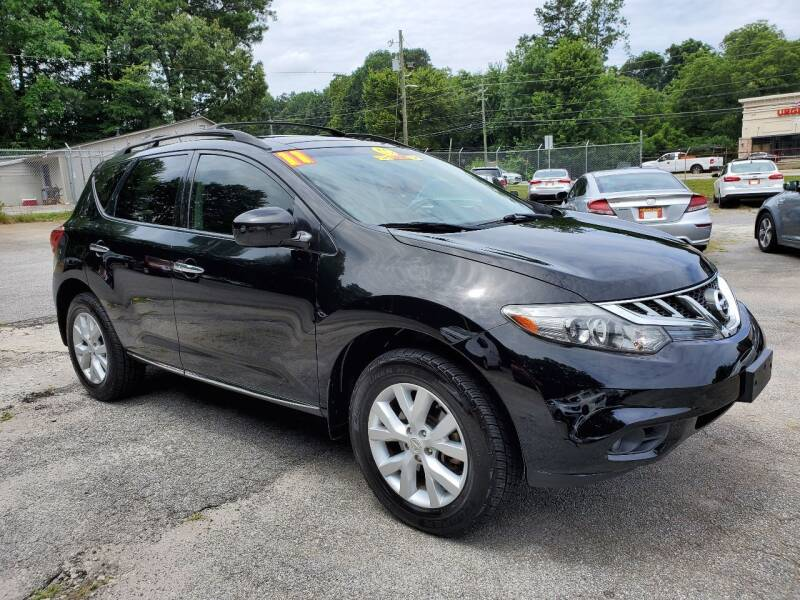 2011 Nissan Murano for sale at Import Plus Auto Sales in Norcross GA
