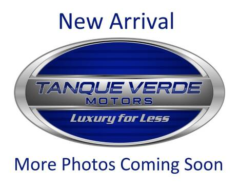 2012 Chevrolet Cruze for sale at TANQUE VERDE MOTORS in Tucson AZ