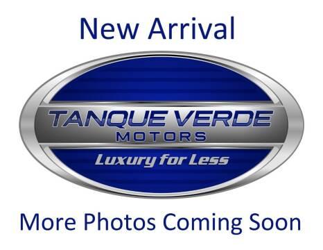 2015 Chevrolet Corvette for sale at TANQUE VERDE MOTORS in Tucson AZ