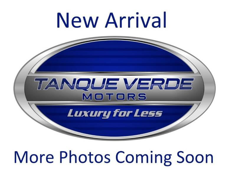 2001 Jeep Wrangler for sale at TANQUE VERDE MOTORS in Tucson AZ