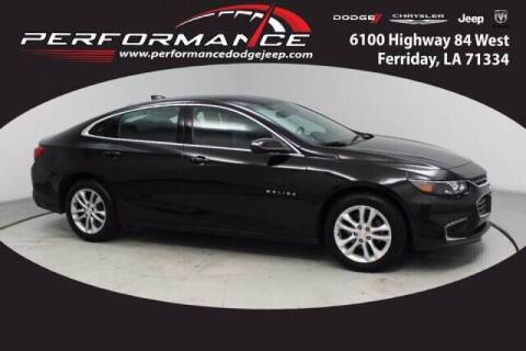 2017 Chevrolet Malibu for sale at Auto Group South - Performance Dodge Chrysler Jeep in Ferriday LA