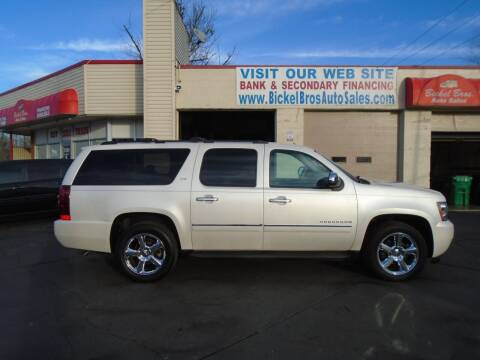 2012 Chevrolet Suburban for sale at Bickel Bros Auto Sales, Inc in Louisville KY