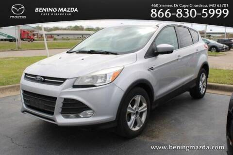 2014 Ford Escape for sale at Bening Mazda in Cape Girardeau MO