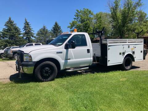 2006 Ford F-350 Super Duty for sale at COUNTRYSIDE AUTO INC in Austin MN