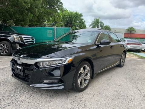 2018 Honda Accord for sale at Florida Automobile Outlet in Miami FL