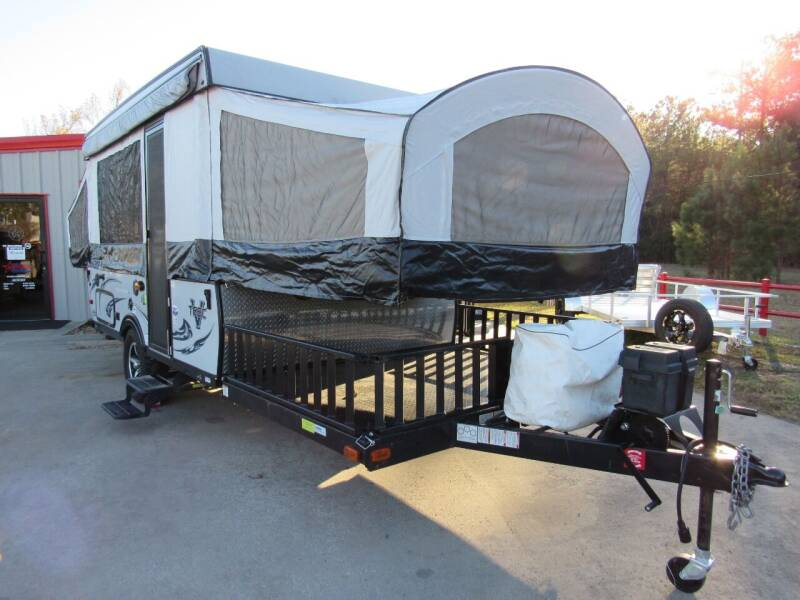 2017 VIKING V-Trec V-3 for sale at Park and Sell - RVs in Conroe TX