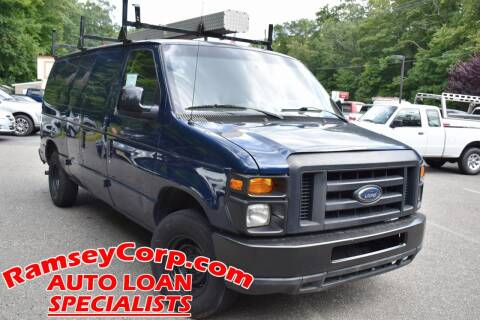 2008 Ford E-Series Cargo for sale at Ramsey Corp. in West Milford NJ