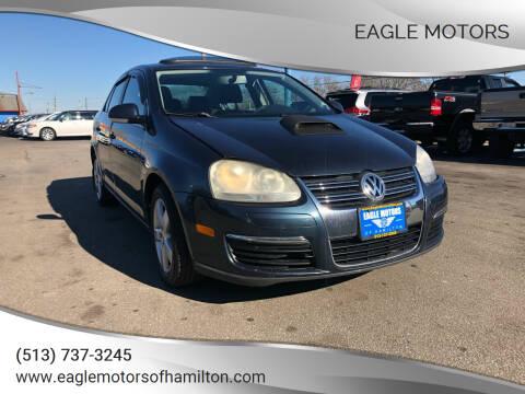 2009 Volkswagen Jetta for sale at Eagle Motors in Hamilton OH
