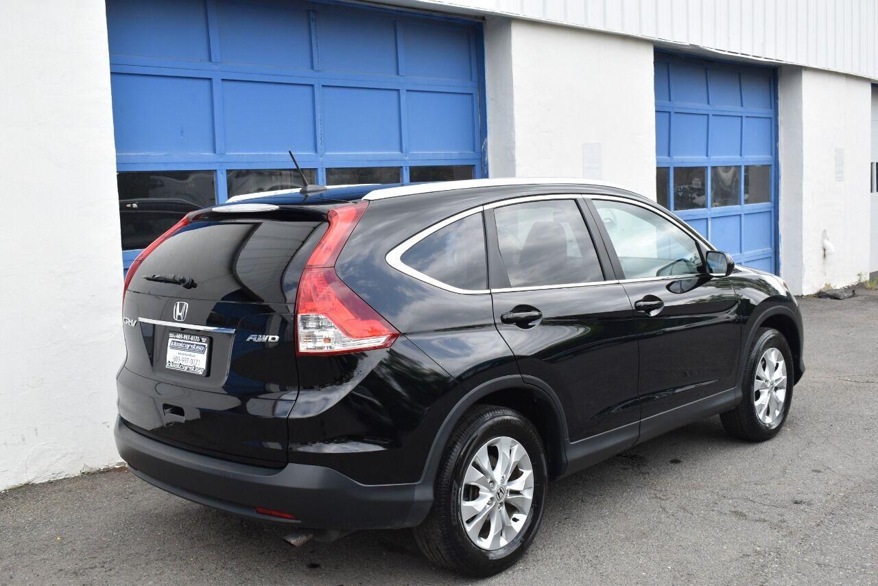 2014 Honda CR-V EX L w/Navi AWD 4dr SUV - Ideal Auto USA