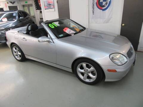 2001 Mercedes-Benz SLK for sale at Kar Kraft in Gilford NH