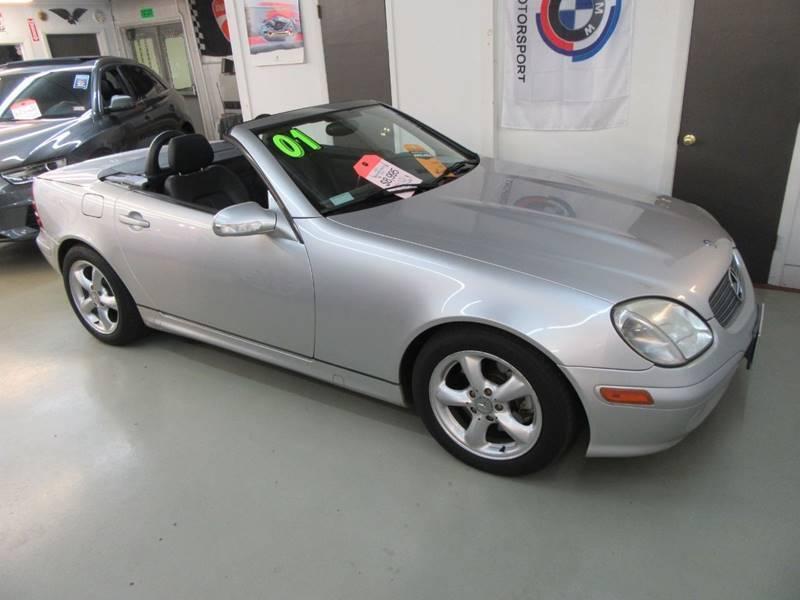 2001 Mercedes-Benz SLK for sale at Kar Kraft in Gilford NH
