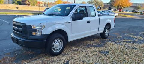 2017 Ford F-150 for sale at Cars R Us in Rocklin CA