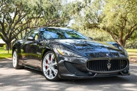 2013 Maserati Gran Turismo for sale at Classic Car Deals in Cadillac MI