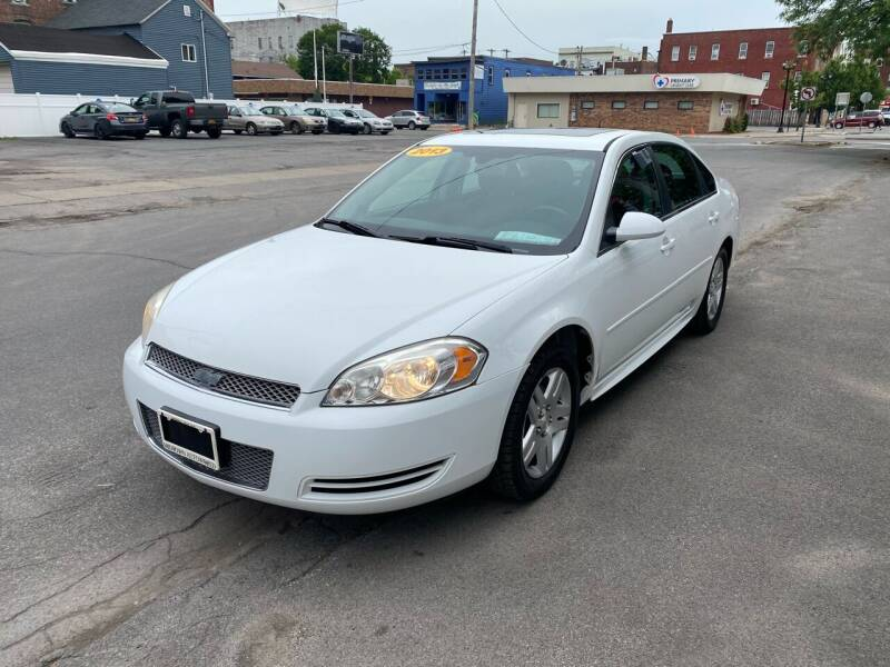 2013 Chevrolet Impala for sale at Midtown Autoworld LLC in Herkimer NY