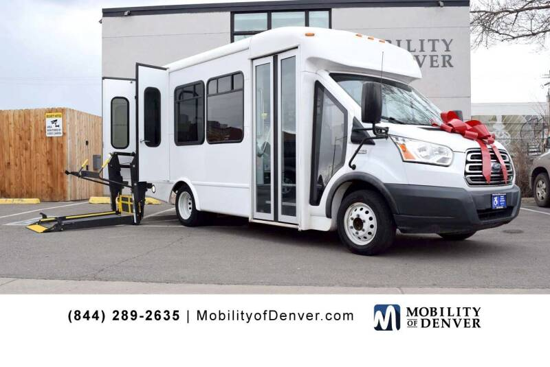2015 Ford Transit Cutaway for sale at CO Fleet & Mobility in Denver CO