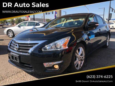2013 Nissan Altima for sale at DR Auto Sales in Glendale AZ