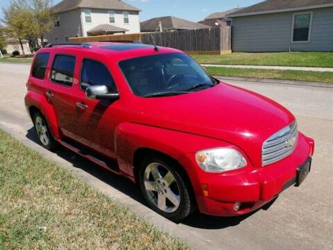 Used Chevrolet Hhr For Sale In Houston Tx Carsforsale Com