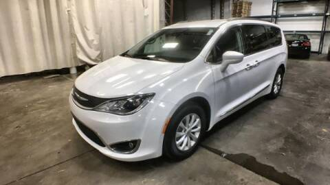 2017 Chrysler Pacifica for sale at Waconia Auto Detail in Waconia MN