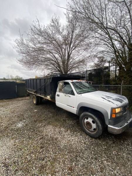 1997 GMC Sierra 3500 for sale at Auto Class in Alabaster AL