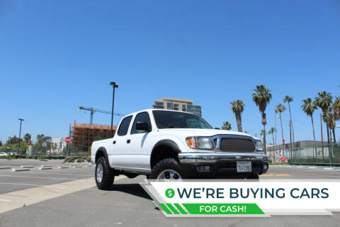 2004 Toyota Tacoma for sale at FJ Auto Sales North Hollywood in North Hollywood CA