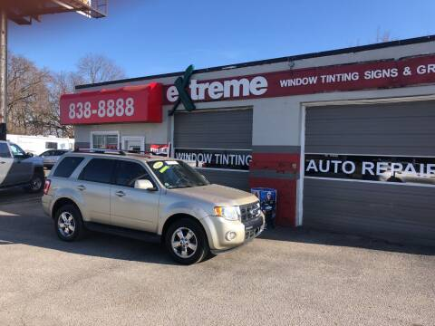 2010 Ford Escape for sale at Extreme Auto Sales in Plainfield IN