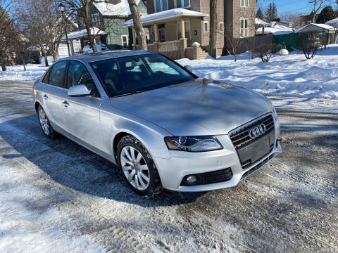 2010 Audi A4 for sale at RIVER AUTO SALES CORP in Maywood IL