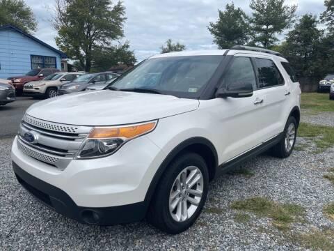 2012 Ford Explorer for sale at Auto Land Inc in Fredericksburg VA