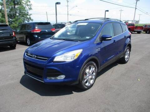 2013 Ford Escape for sale at FINAL DRIVE AUTO SALES INC in Shippensburg PA