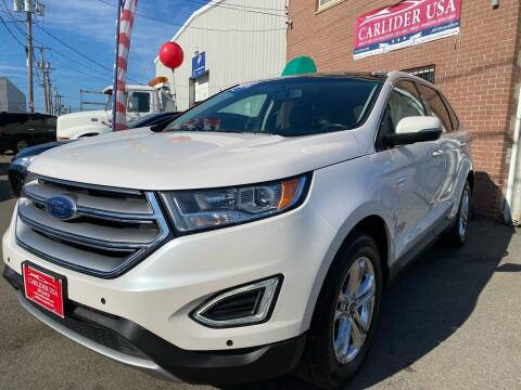 2016 Ford Edge for sale at Carlider USA in Everett MA