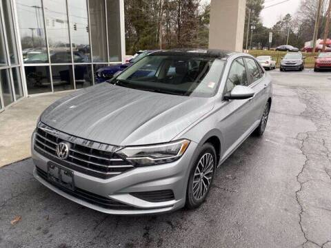2019 Volkswagen Jetta for sale at Credit Union Auto Buying Service in Winston Salem NC