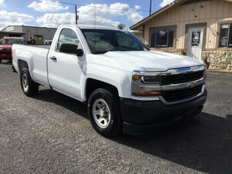 2016 Chevrolet Silverado 1500 for sale at The Trading Post in San Marcos TX