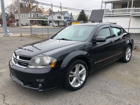 2011 Dodge Avenger for sale at JB Auto Sales in Schenectady NY