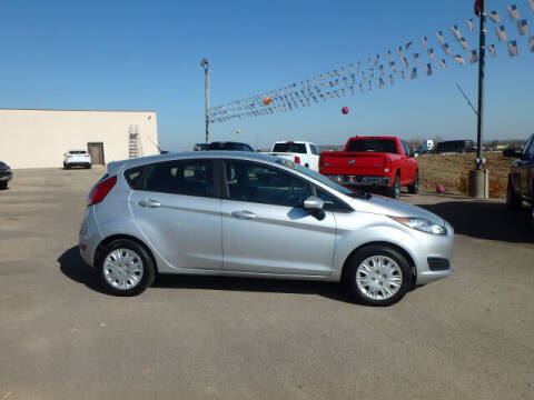 2016 Ford Fiesta for sale at BLACKWELL MOTORS INC in Farmington MO