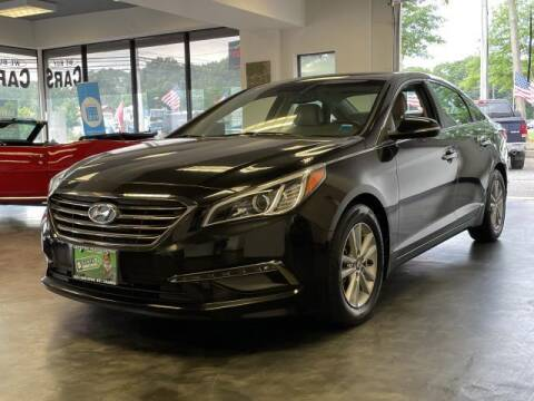 2015 Hyundai Sonata for sale at CERTIFIED HEADQUARTERS in St James NY