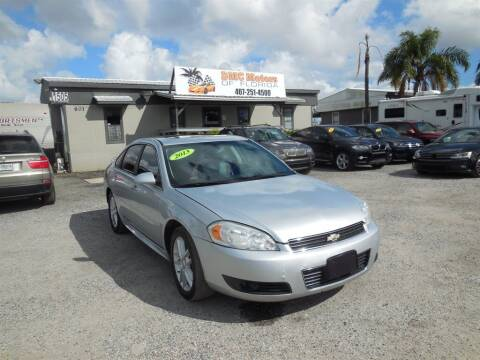 2013 Chevrolet Impala for sale at DMC Motors of Florida in Orlando FL