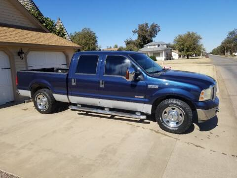 2007 Ford F-250 Super Duty for sale at Eastern Motors in Altus OK