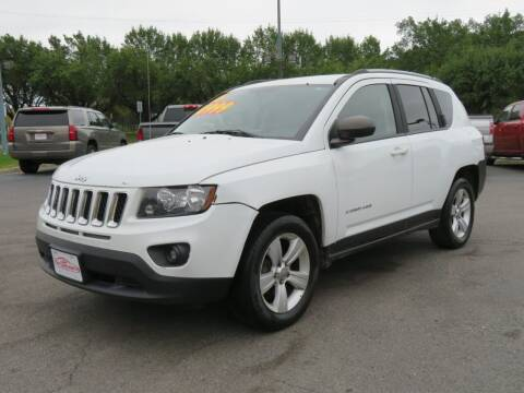 2016 Jeep Compass for sale at Low Cost Cars North in Whitehall OH