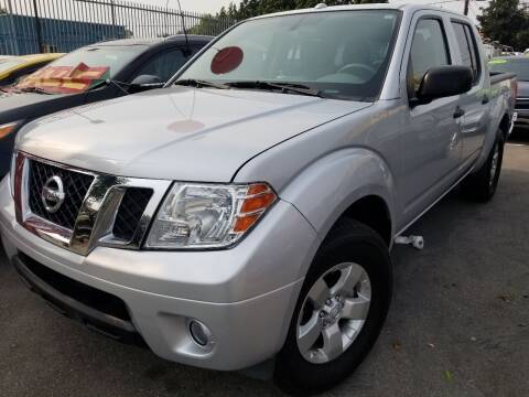 2013 Nissan Frontier for sale at Ournextcar/Ramirez Auto Sales in Downey CA