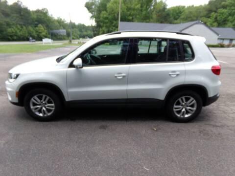 2015 Volkswagen Tiguan for sale at West End Auto Sales LLC in Richmond VA