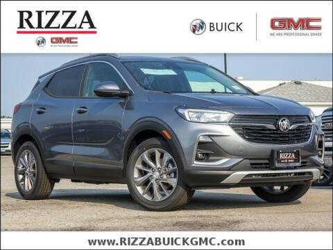 2022 Buick Encore GX for sale at Rizza Buick GMC Cadillac in Tinley Park IL