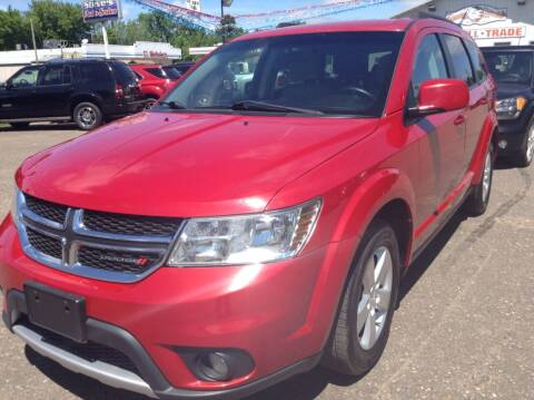 2012 Dodge Journey for sale at Steves Auto Sales in Cambridge MN
