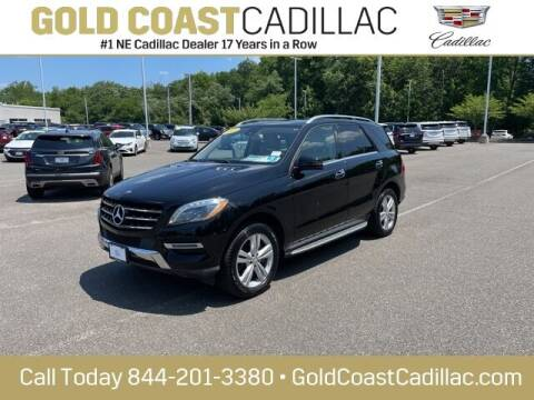 2015 Mercedes-Benz M-Class for sale at Gold Coast Cadillac in Oakhurst NJ