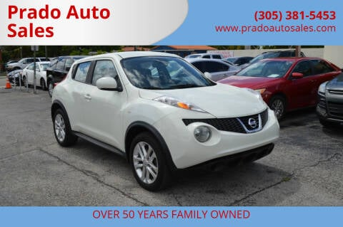 2012 Nissan JUKE for sale at Prado Auto Sales in Miami FL