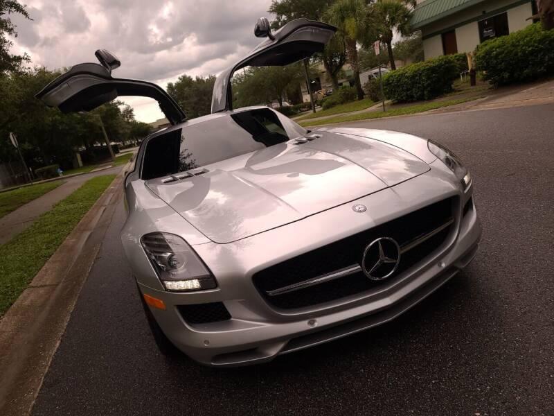 2013 Mercedes-Benz SLS AMG for sale at Monaco Motor Group in Orlando FL