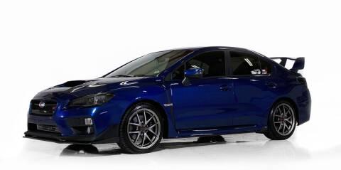 2015 Subaru WRX for sale at Houston Auto Credit in Houston TX