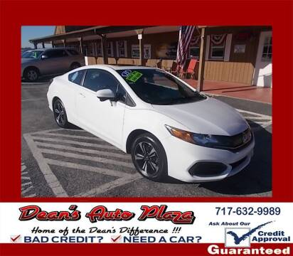 2015 Honda Civic for sale at Dean's Auto Plaza in Hanover PA