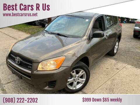 2011 Toyota RAV4 for sale at Best Cars R Us in Plainfield NJ